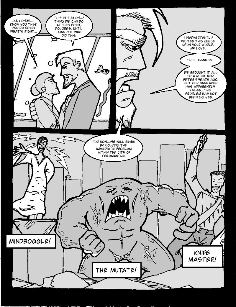 The Ill #1 page 11