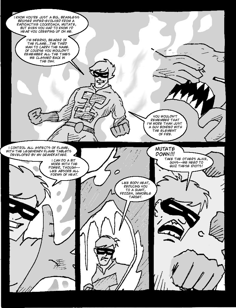 The Ill # 1 page 15