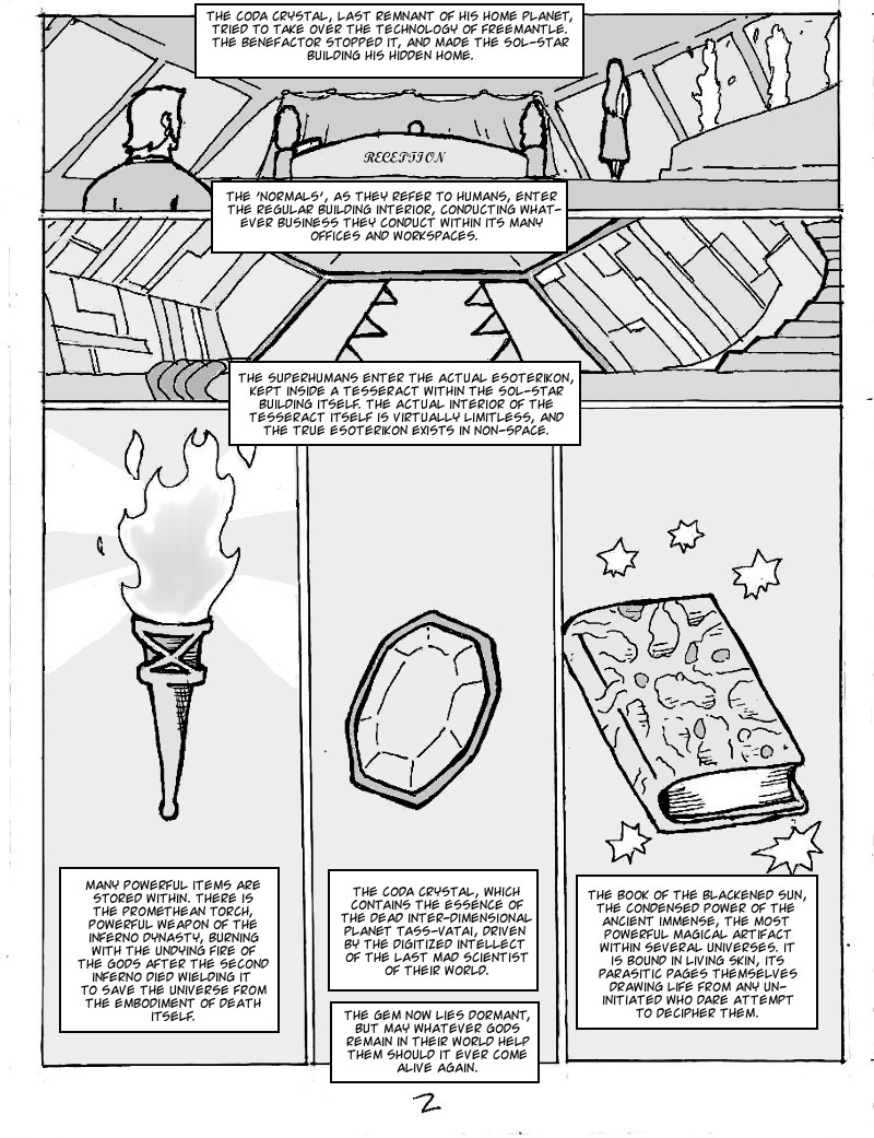 Esoterikon page 2