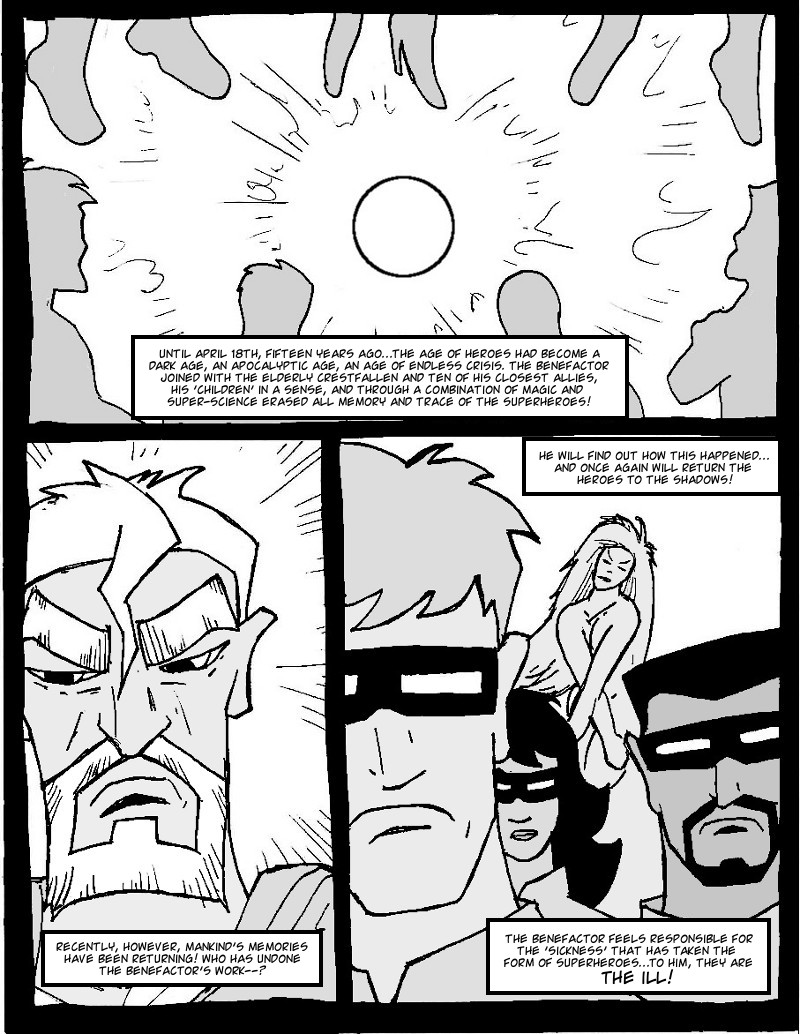 Benefactor page 6