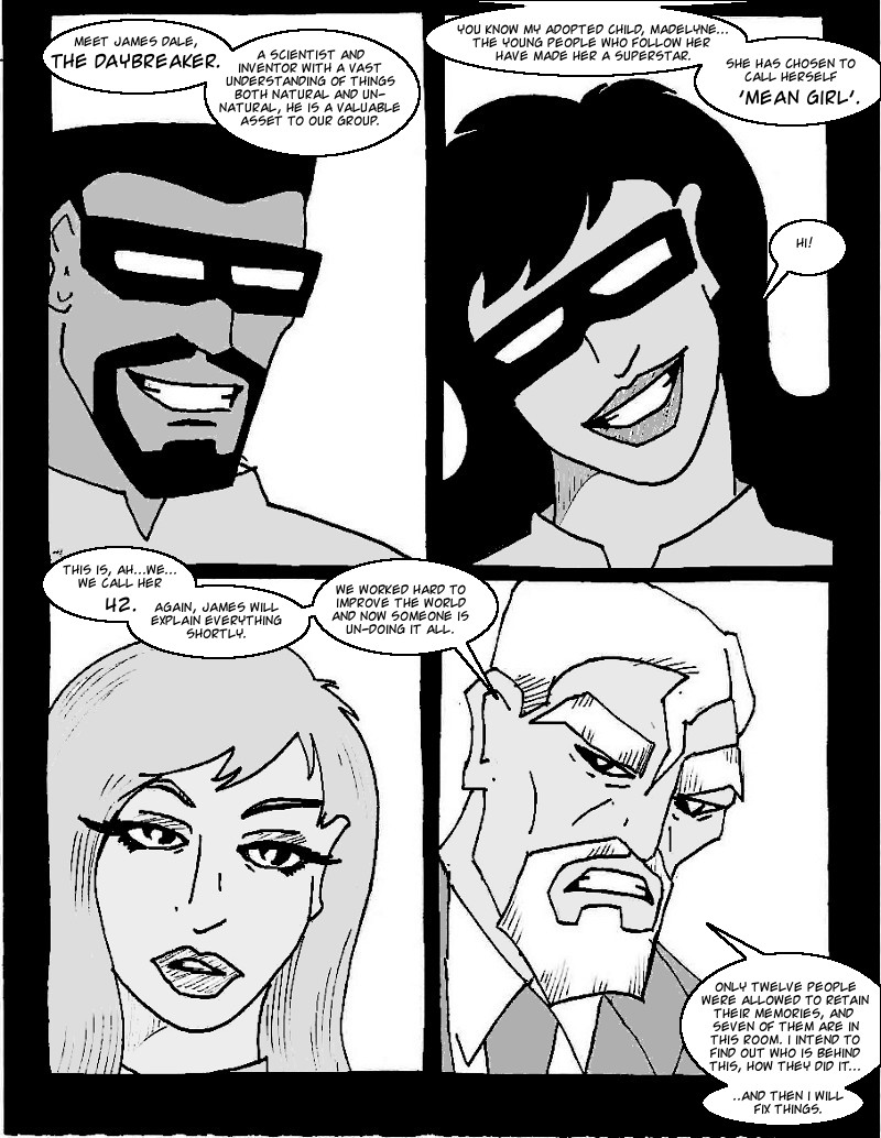 The Ill # 1 page 7