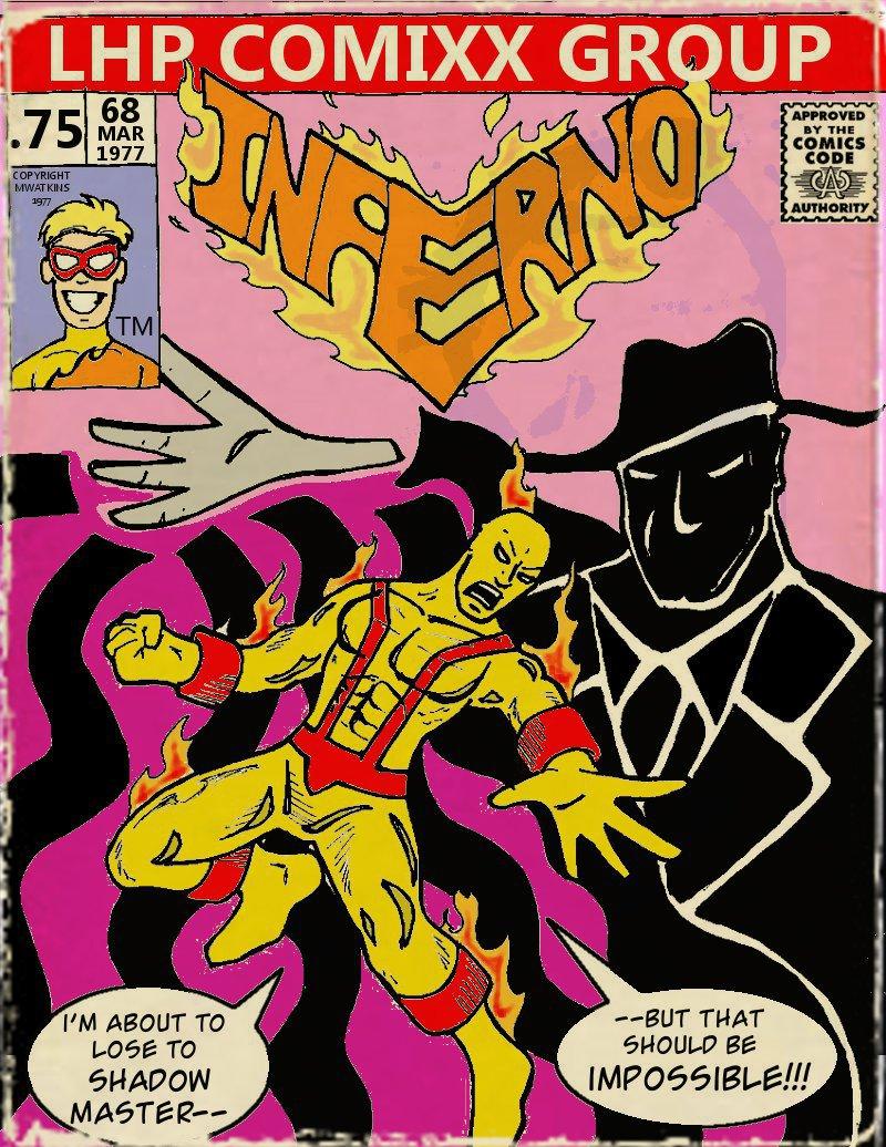 Inferno #68 (1977)