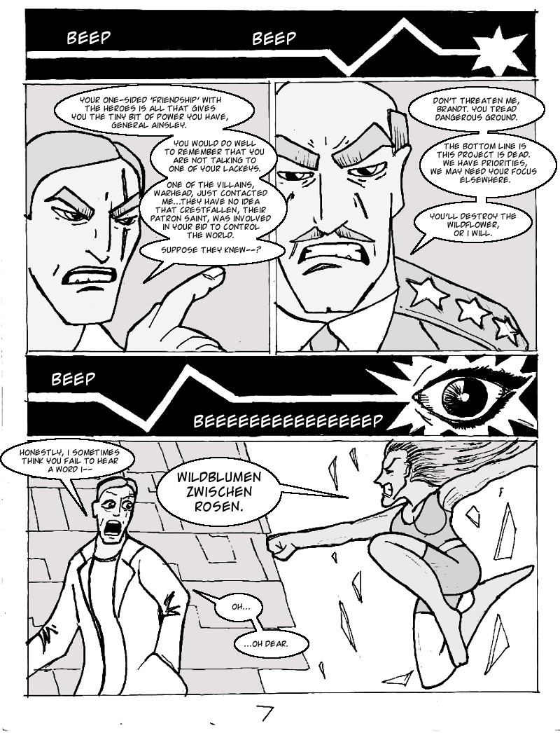 The Ill #3 page seven