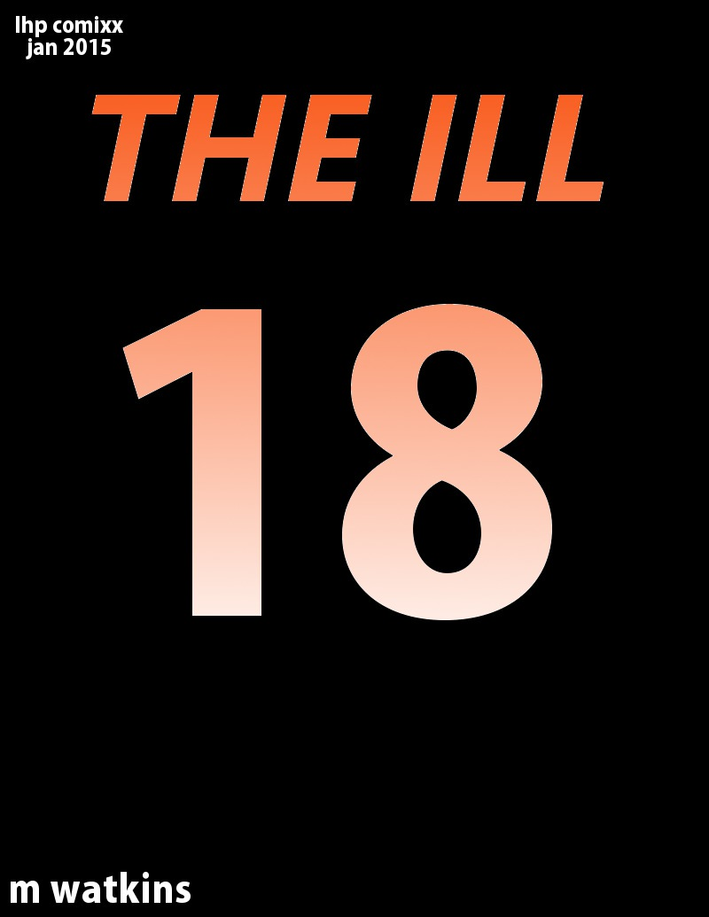 The Ill #18 cover